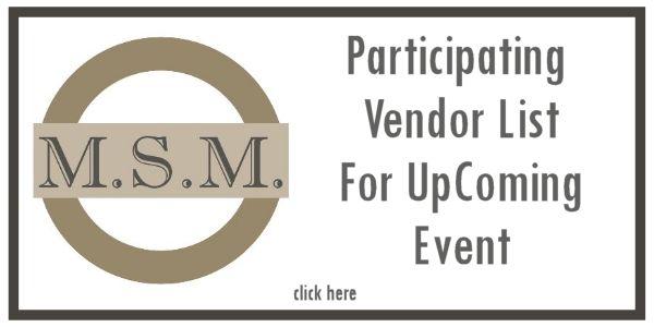 upcoming event vendors
