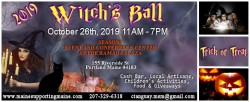 2019 Witches Ball
