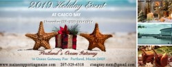2019 Holiday Event At Casco Bay