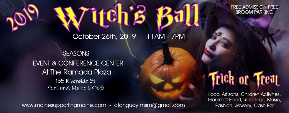 Witches Ball 2019