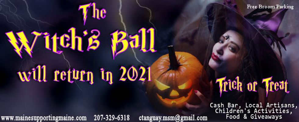Witches Ball 2021