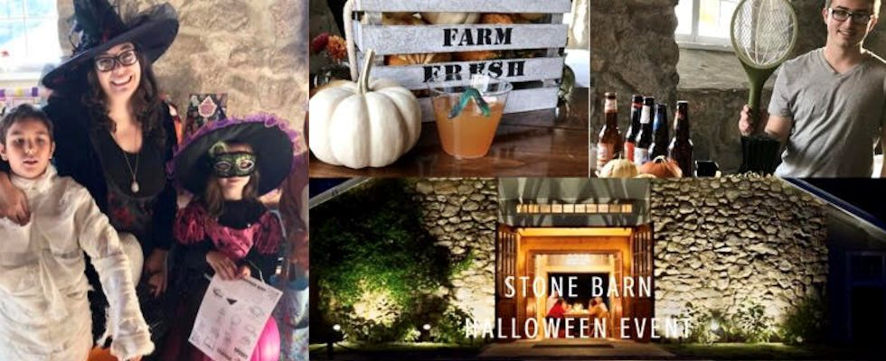 Stone Barn Halloween Event
